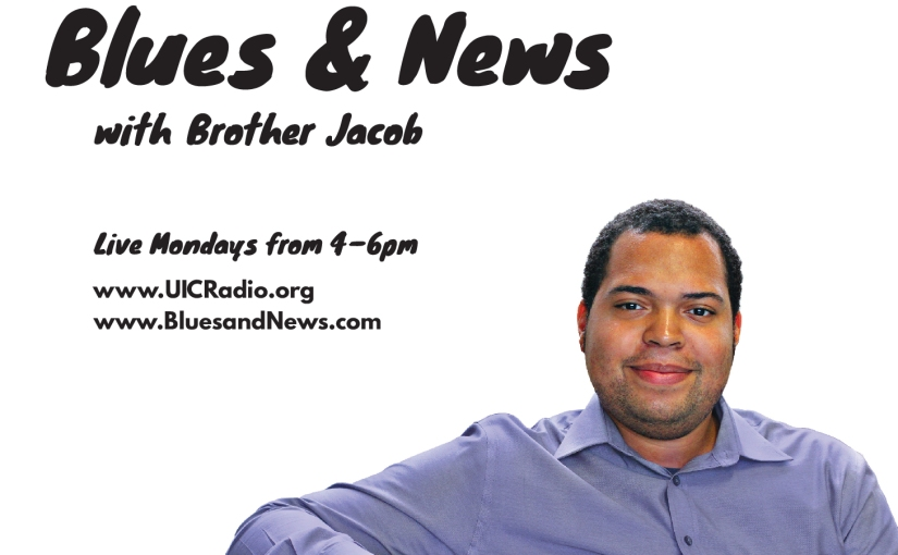 Show Review: Blues and News with BrotherJacob