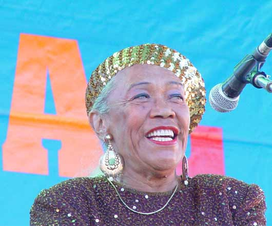 Blues and News July 16, 2017: Sugar PieDeSanto