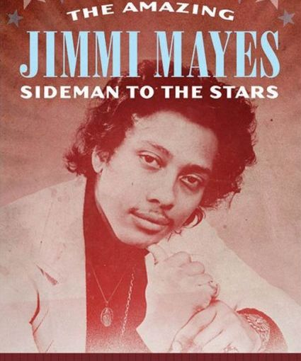 Blues and News, August 27, 2017: Jimmi Mayes