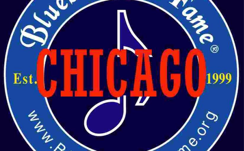Blues and News: Chicago Blues Hall of Fame, Garland Floyd